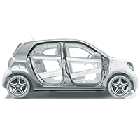 Smart Forfour 453